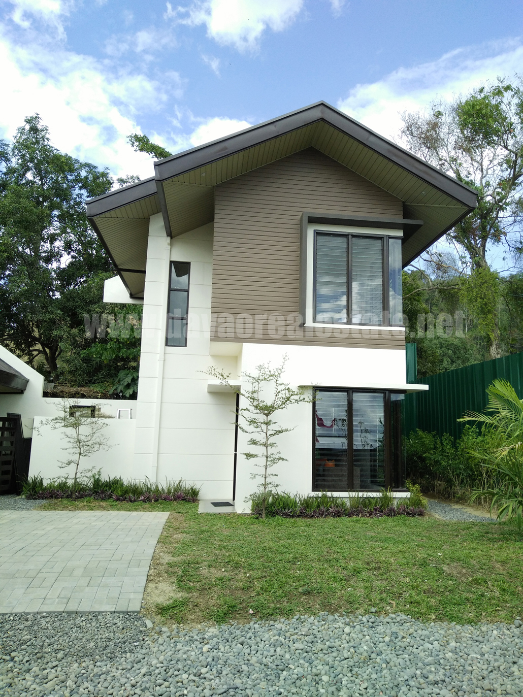Narra Park Residences Two Storey House Model Buhangin For Sale