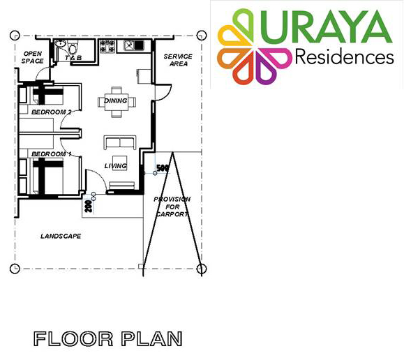 Uraya Residences REAGAN House Model, Catalunan Grande, Davao City