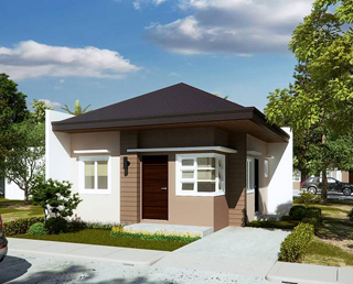 Uraya Residences DONNA House Model, Catalunan Grande, Davao City For Sale