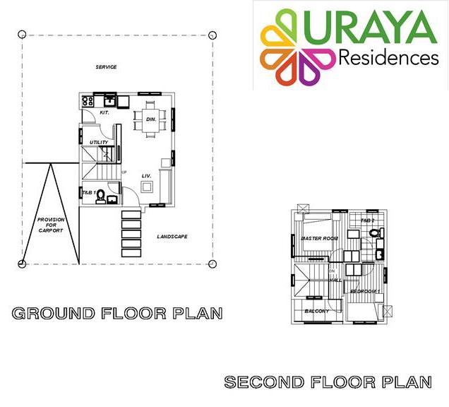 Uraya Residences ELENA House Model, Catalunan Grande, Davao City