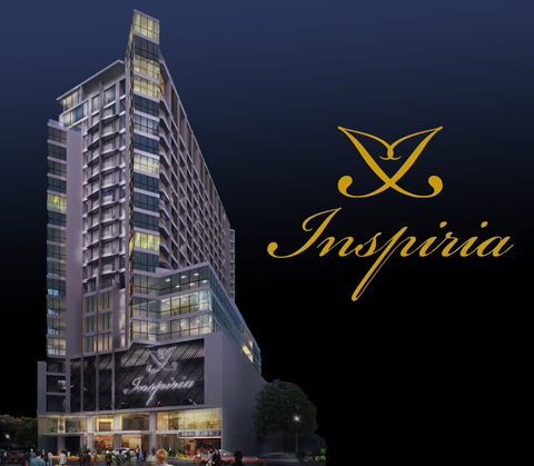 Inspiria, J.P. Laurel Ave., (near Abreeza Mall), Davao City