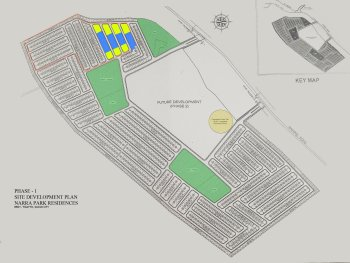 Narra Park Residences Site Development Plan