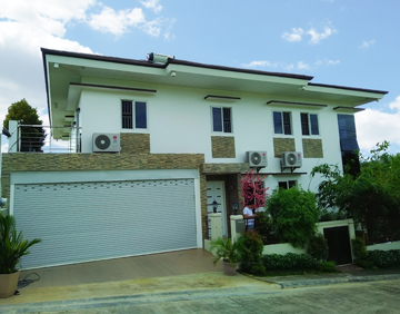 GR211 : Amiya Resort Residences Corner Lot Fully Furnished  2 Storey House, Puan, Davao City For Sale