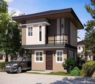 Uraya Residences THERESE House Model, Catalunan Grande, Davao City