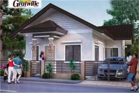 CDGR036 : Granville MIKE House Model, Catalunan Pequeno, Davao City