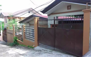 Marfori Heights Three Bedroom House and Lot For Sale