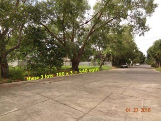 Woodridge Subdivision 540 sqm. Lot For Sale