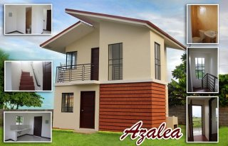 Villa Monte Maria Azalea House Model For Sale