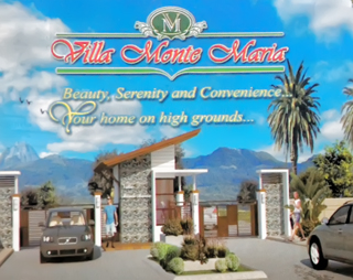 Villa Monte Maria Vacant Lot For Sale, Catalunan Grande, Davao City