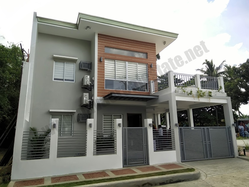 GR171 : Diamond Heights EXCELSIOR House Model, Buhangin, Davao City