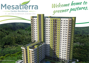 Mesatierra Garden Residences, Davao City