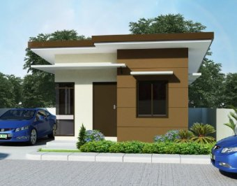 Amorsolo Homes ABUEVA House Model For Sale