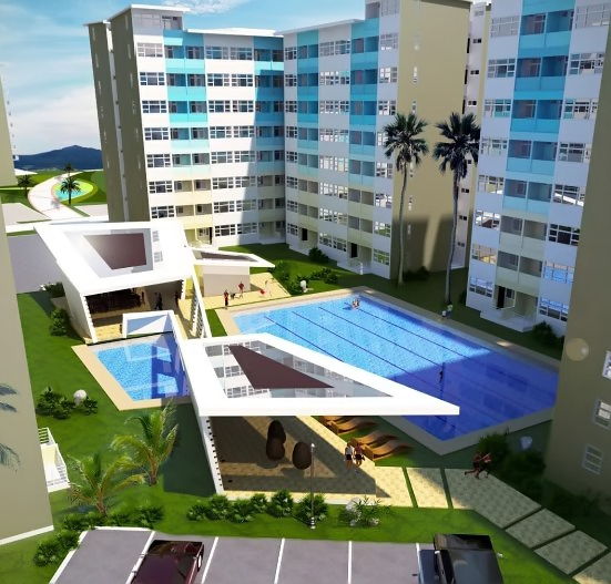 Seawind Condominium 2 Bedroom Unit For Sale