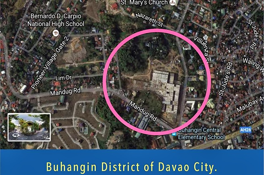 Amani city gate davao buhangin davao city amani grand davao site location details gumiabroncs Image collections