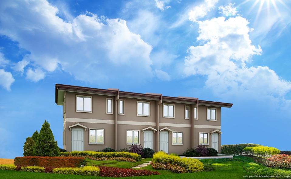 GR152 : Camella Homes Buhangin, Ravena House Model
