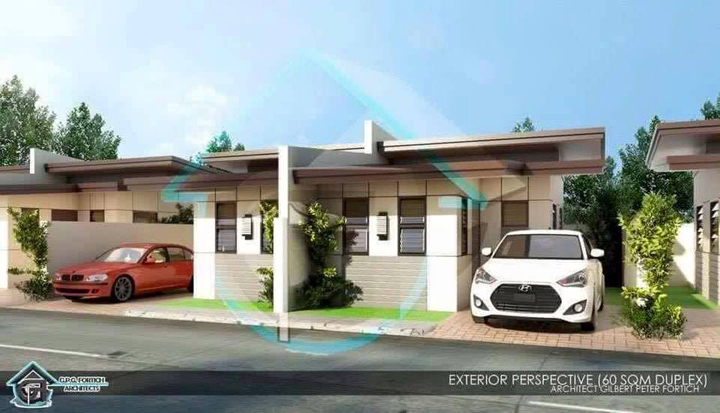 GR132 : Villa Sofia - Julia House Model, Tugbok, Davao City
