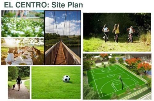 El Centro Master Plan