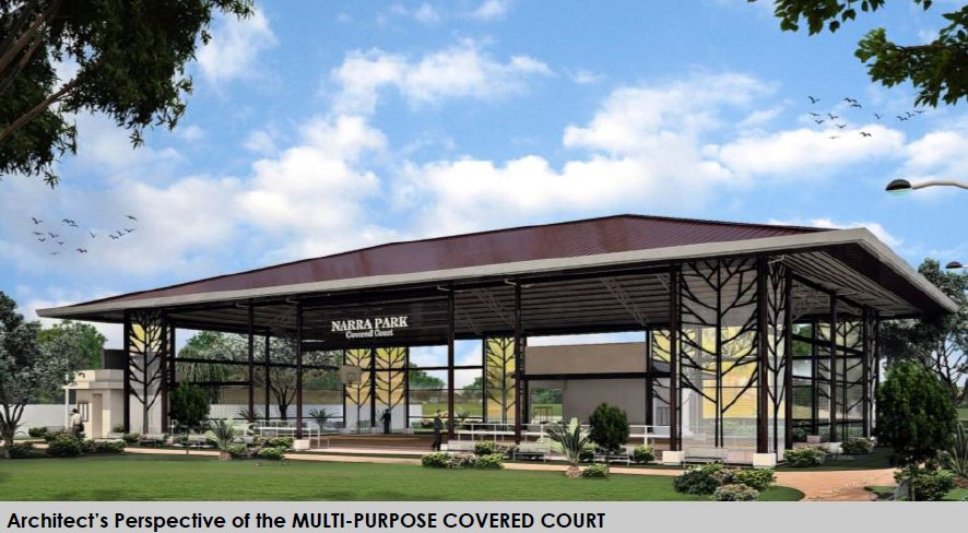 Narra Park Residences Multi-Purpose Covered Court