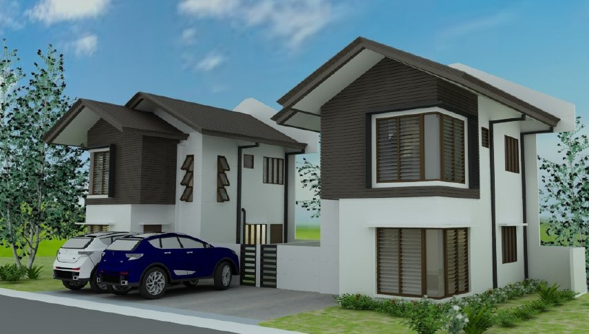 Narra Park Residences Bungalow House Model