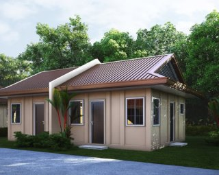 Greenwoods Subdivision TRISHA house model for sale
