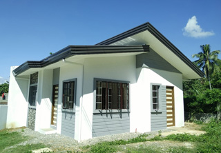 CrestView Homes DIANTHA-A, Tugbok, Davao City