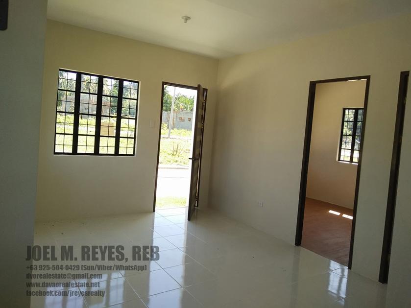 CrestView Homes DIANTHA-D, Tugbok, Davao City