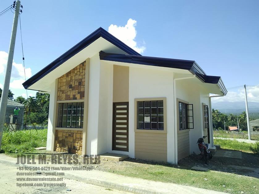 CrestView Homes HELENA-D, Tugbok, Davao City For Sale