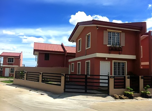 Camella Cerritos  Furnished Corner Lot House For Sale