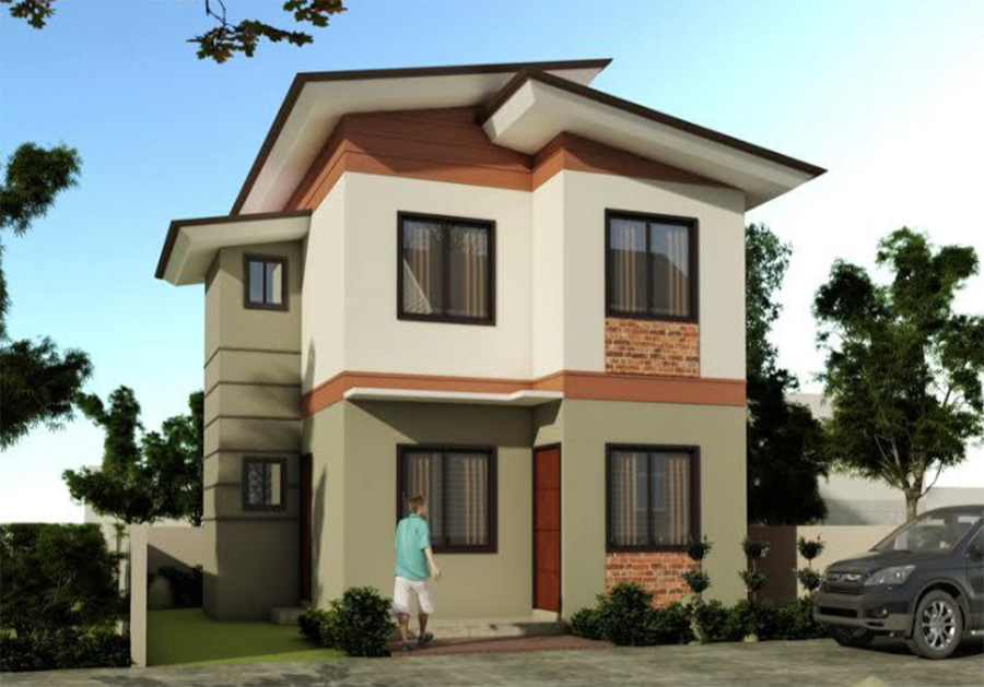 GR188 : Hidalgo Homes LOPEZ JAENA House Model, Indangan, Davao City ---