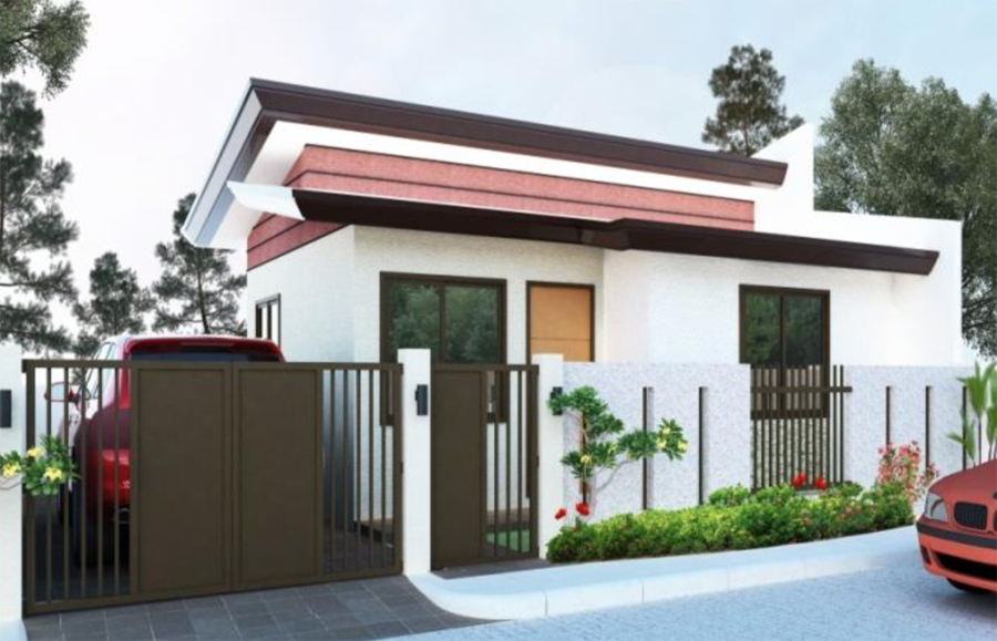 Hidalgo Homes, Davao City - LOPEZ JAENA House Model