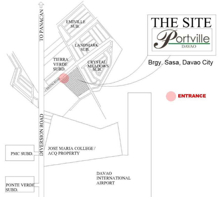 Portville Sasa Davao City Sold Not Available