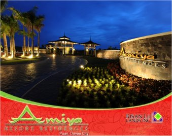 Amiya Resort Residences 200 sqm. Lot For Sale