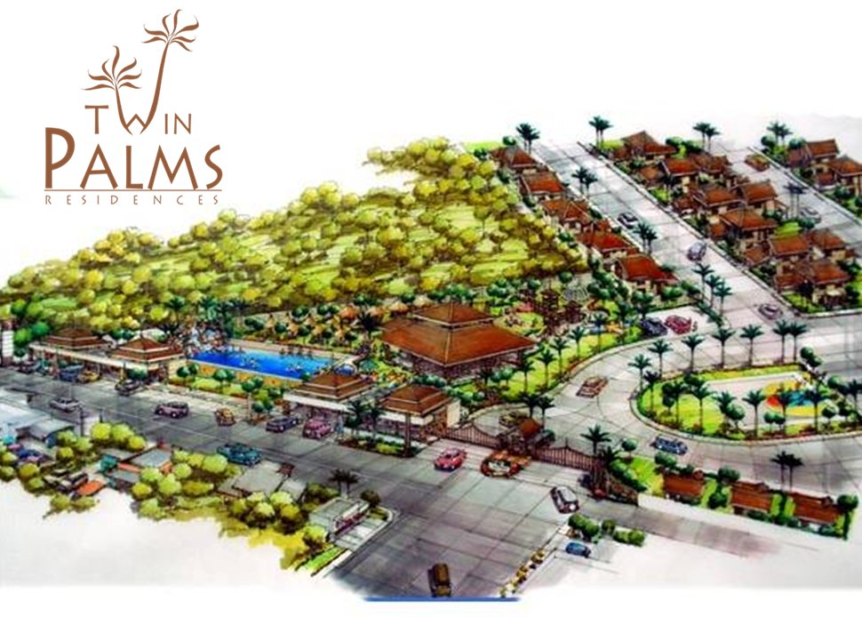 Twin Palms Residences JUSTINE House Model, Ma-a, For Sale