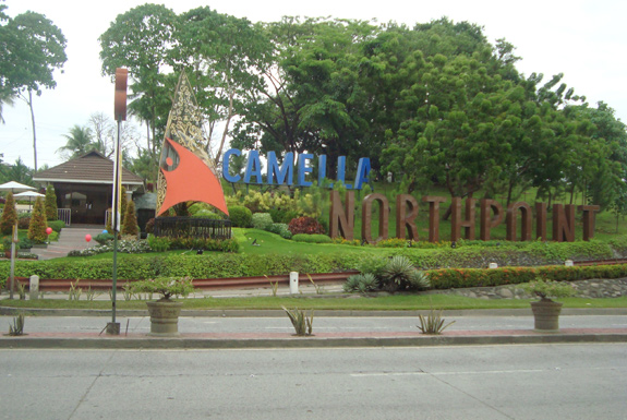 Dre095 Camella Northpoint Condominium Semi Furnished 2 Bedroom Unit With Balcony Facing
