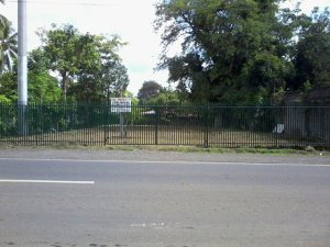 Tugbok 1,171 sqm Lot Along Highway and Corner Lot Davao City for sale