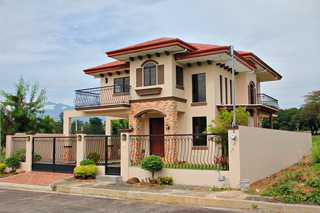 DRE085 : BRAND NEW Two(2) Storey South Pacific Golf and Leisure Estates Mediterranean House and Lot