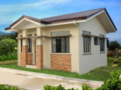 ESR015 : Villa Monte Maria Subdivision LILY House Model, Catalunan Grande, Davao City