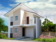ESR016 : Villa Monte Maria Subdivision CATTLEYA House Model, Catalunan Grande, Davao City