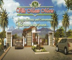 Villa Monte Maria Vacant Lots For Sale!, Catalunan Grande, Davao City