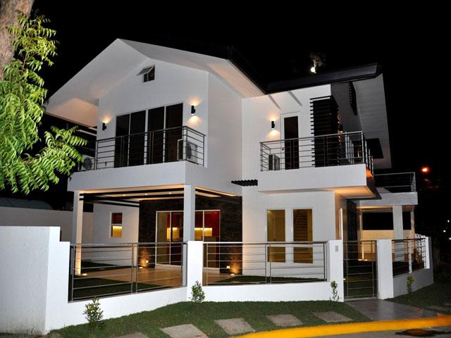Woodridge Subdivision Newly Built 2 Storey House And Lot